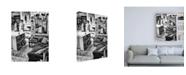 """Trademark Global Design Fabrikken Workspace Fabrikken Canvas Art - 27"""" x 33.5"""""""