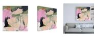 """Trademark Global Pamela K. Beer Sylvan Zephyr No. 2 Canvas Art - 15.5"""" x 21"""""""