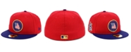 New Era St. Louis Cardinals Stately 59FIFTY Fitted Cap