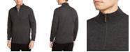 Club Room Men's 1/4-Zip Merino Wool Sweater, Created for Macy's