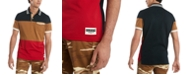 Tommy Hilfiger Men's Reese Colorblock Polo Shirt, Created for Macy's