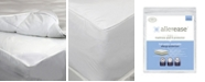 AllerEase 2-in-1 Full Mattress Pad with Removable Washable Top Pad