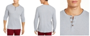 Club Room Men's Henley Shirt, Created for Macy's