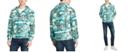 Polo Ralph Lauren Men's Tropical-Print Hooded Shirt