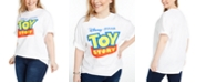 Mighty Fine Trendy Plus Size Cotton Toy Story Graphic-Print T-Shirt