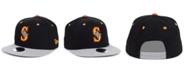 New Era Boys' Seattle Mariners Lil Orange Pop 9FIFTY Cap