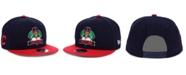 New Era Big Boys Francisco Lindor Cleveland Indians Lil Player 9FIFTY Snapback Cap