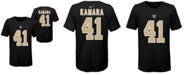 Nike Big Boys Alvin Kamara New Orleans Saints Pride Name and Number T-Shirt