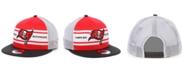 New Era Tampa Bay Buccaneers Classic 77 Stripe Mesh 9FIFTY Cap