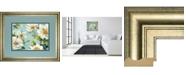 "Classy Art Reflections I Crop by Lisa Audit Framed Print Wall Art - 34"" x 40"""