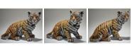 Enesco Edge Tiger Cub Figure