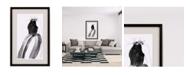 """Paragon Fashionista II Framed Wall Art, 53"""" x 36"""""""
