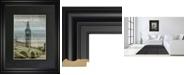 """Classy Art Big Ben by Alan Lambert Framed Print Wall Art, 34"""" x 40"""""""
