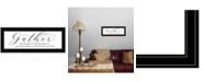 "Trendy Decor 4U Trendy Decor 4U Expert Advice by Lori Deiter, Ready to hang Framed Print, Black Print, 23"" x 11"""