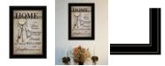 """Trendy Decor 4U House Keys by Robin-Lee Vieira, Ready to hang Framed Print, Black Frame, 15"""" x 21"""""""