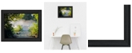 "Trendy Decor 4U Beauty By Trendy Decor4U, Printed Wall Art, Ready to hang, Black Frame, 15"" x 11"""