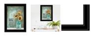 Trendy Decor 4U Trendy Decor 4U All Along by Tonya Crawford, Ready to hang Framed Print Collection