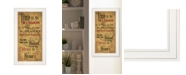 """Trendy Decor 4U Memories by Billy Jacobs, Ready to hang Framed Print, White Frame, 15"""" x 27"""""""
