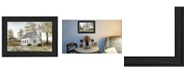 """Trendy Decor 4U Sunday Go To Meetin By Billy Jacobs, Printed Wall Art, Ready to hang, Black Frame, 14"""" x 20"""""""