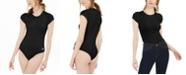 Calvin Klein Jeans Crew-Neck Cheeky Bodysuit