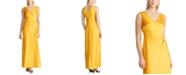 Lauren Ralph Lauren Sleeveless Satin Evening Gown, Created for Macy's