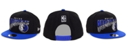 New Era Big Boys Dallas Mavericks Whammy 2.0 9FIFTY Snapback Cap
