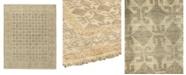 "Timeless Rug Designs CLOSEOUT! One of a Kind OOAK922 Hazelnut 4'1"" x 5'10"" Area Rug"