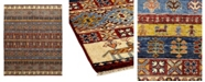 """Timeless Rug Designs CLOSEOUT! One of a Kind OOAK1056 Caramel 6'10"""" x 9'9"""" Area Rug"""