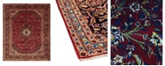 """Timeless Rug Designs CLOSEOUT! One of a Kind OOAK1541 Red 9'8"""" x 13'7"""" Area Rug"""