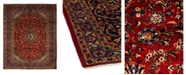 "Timeless Rug Designs CLOSEOUT! One of a Kind OOAK1551 Red 9'10"" x 13' Area Rug"