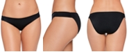 Salt + Cove Juniors' Solid Side-Tab Hipster Bikini Bottoms, Created for Macy's