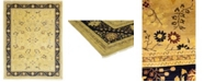 """Timeless Rug Designs CLOSEOUT! One of a Kind OOAK65 Flax 10' x 13'10"""" Area Rug"""