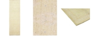 """Timeless Rug Designs CLOSEOUT! One of a Kind OOAK215 Cream 2'7"""" x 10'5"""" Runner Rug"""