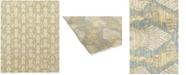 """Timeless Rug Designs CLOSEOUT! One of a Kind OOAK301 Yellow 8'2"""" x 10'1"""" Area Rug"""