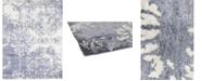 """Timeless Rug Designs CLOSEOUT! One of a Kind OOAK342 Gray 9'3"""" x 12'5"""" Area Rug"""