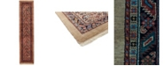 "Timeless Rug Designs One of a Kind OOAK2693 Cinnamon 2'4"" x 10'2"" Runner Rug"