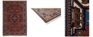 "Timeless Rug Designs CLOSEOUT! One of a Kind OOAK2690 Cherry 5'7"" x 8'1"" Area Rug"