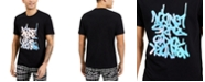 INC International Concepts INC Men's City Graffiti Graphic T-Shirt, Created For Macy's