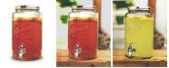 Circle Glass Lancaster 1.5 Gallon Beverage Dispenser