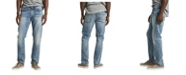 Silver Jeans Co. Men's Machray Classic Straight Fit Jean