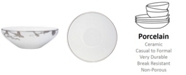 Noritake Raptures Platinum Cereal/Soup Bowl