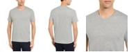 Club Room Men's Heather V-Neck T-Shirt, Created for Macy's
