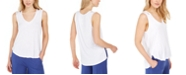 Vera Bradley Split Shoulder Sleep Tank
