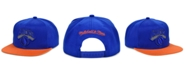 Mitchell & Ness New York Knicks 2 Team Reflective Snapback Cap