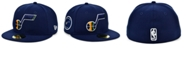 New Era Utah Jazz The Circle Patch 59FIFTY-FITTED Cap