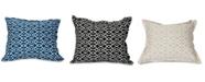 "Majestic Home Goods Aruba Comfortable Soft Floor Pillow Extra Large 54"" x 22"""