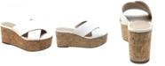 CHARLES by Charles David Civil Wedge Sandals