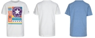 Converse Big Boys Logo Mashup T-Shirt