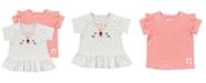 Mac & Moon Baby Girl 2-Pack Tees