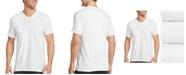 Jockey Men's 3-Pk. V-Neck T-Shirts